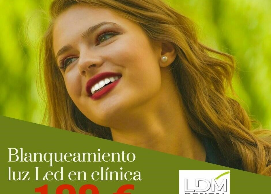 Blanqueamiento Dental Luz Led
